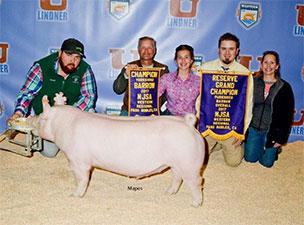Korb Farms | Winners